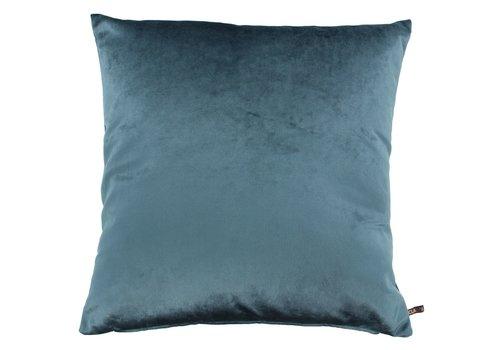 CLAUDI Kissen Bandi Vintage Blue