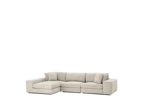 EICHHOLTZ Sofa Vista Grande Lounge Clarck Sand