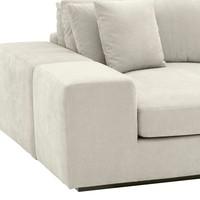 Sofa Vista Grande Lounge Clarck Sand