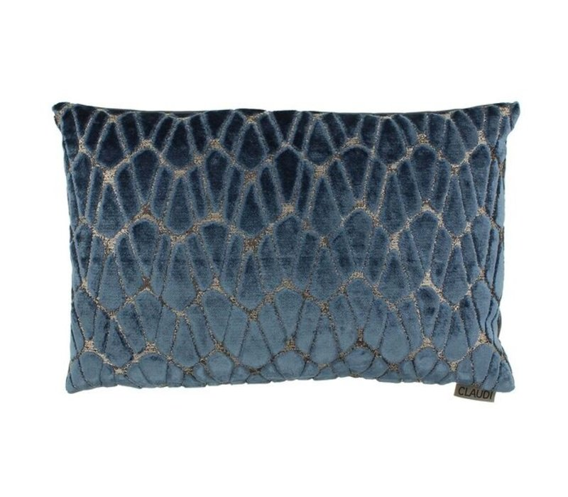 Cushion Rodolfo color Denim