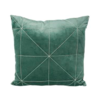 Dome Deco Cushion Oli in color Green
