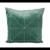 Dome Deco Kissen Oli in der Farbe Green
