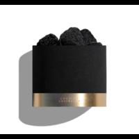 Diffuser Luna 'Violet Tabac' Lava rock