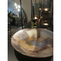 Bowl  'Tofu' - H6 x D40 cm