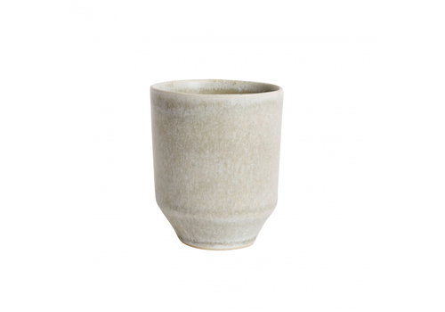 MUUBS Mug 'Ceto' Soft Grey - set of 2