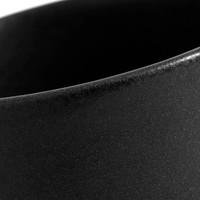 Becher 'Ceto' - Set aus 2 - in der Farbe Black