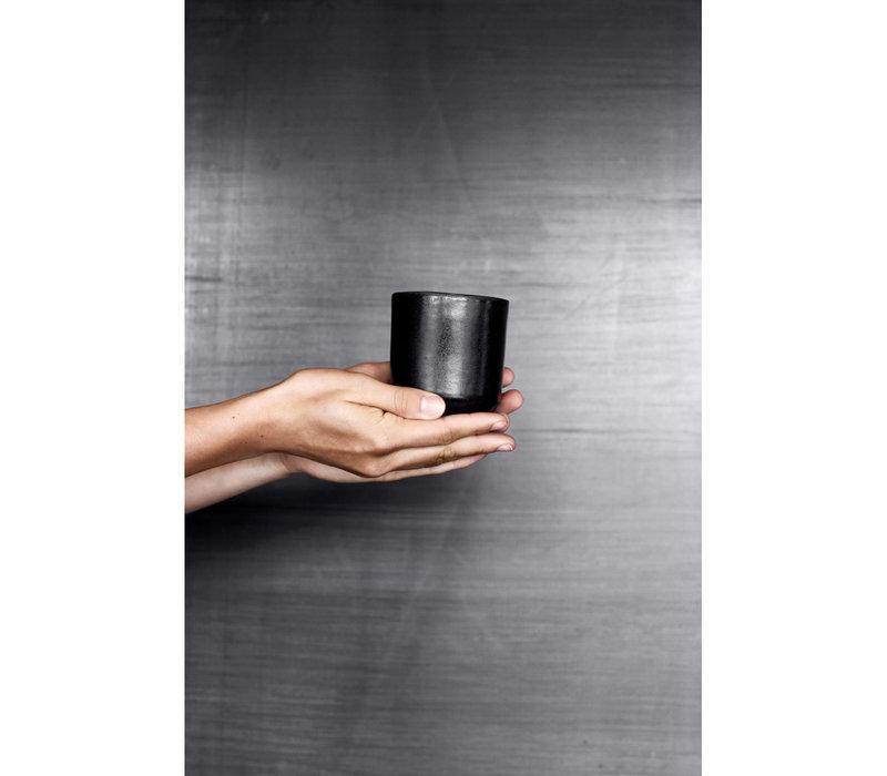 Mug 'Ceto' - set of 2 - in the color Black