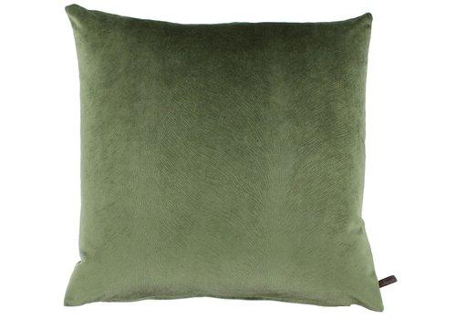 CLAUDI Cushion Perla Olive