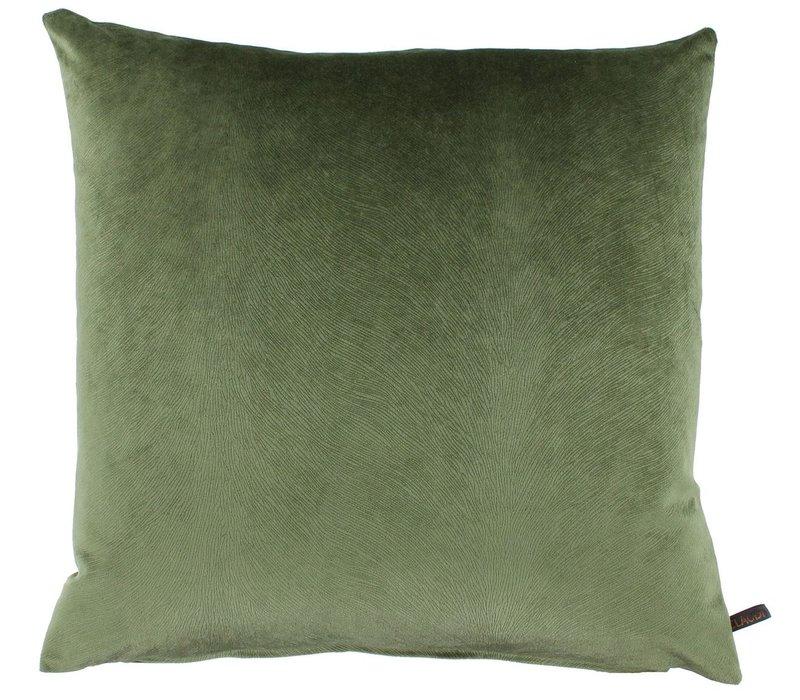 Cushion Perla color Olive