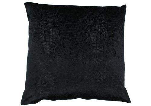 CLAUDI Cushion Cronna Black