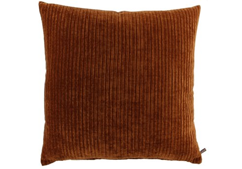CLAUDI Cushion Brandon Rust