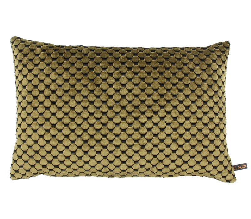 Cushion Tegan in color Gold