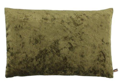 CLAUDI Cushion Donicio Dark Olive