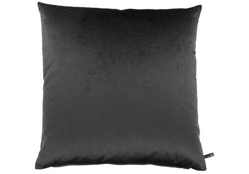 CLAUDI Cushion Bandi Dark Taupe