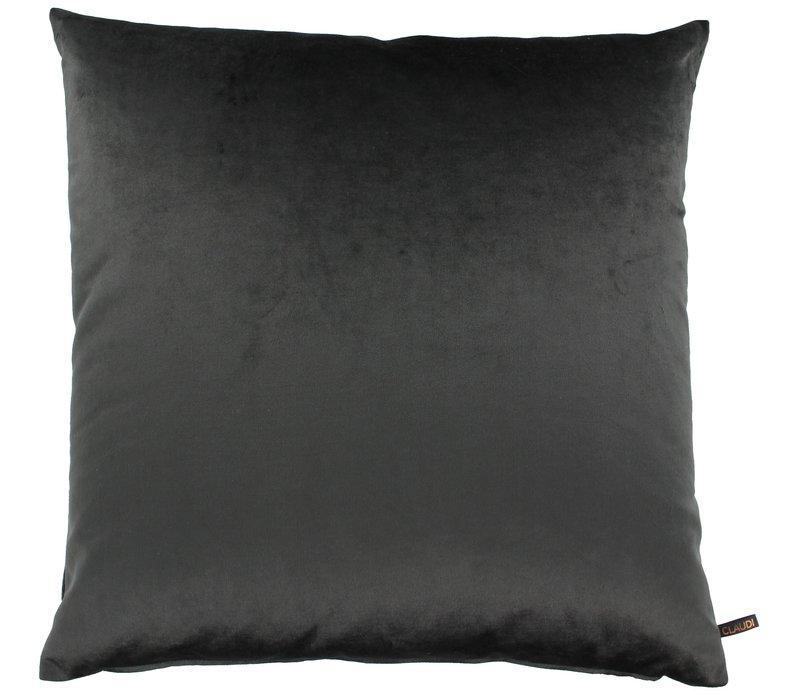 Cushion Bandi Dark Taupe