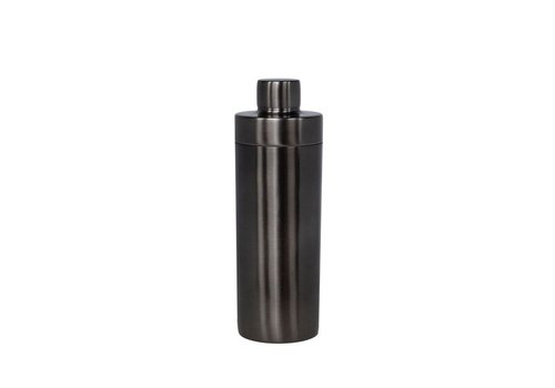 Dome Deco Cocktail shaker 'Anthracite'