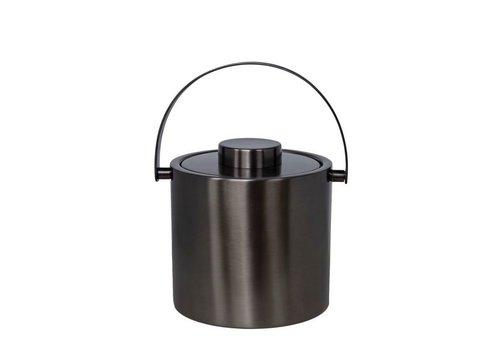 Dome Deco Ice bucket 'Anthracite'