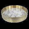 Mr. Pinchy & Co Tablett 'Orbit' Marmor - Klein
