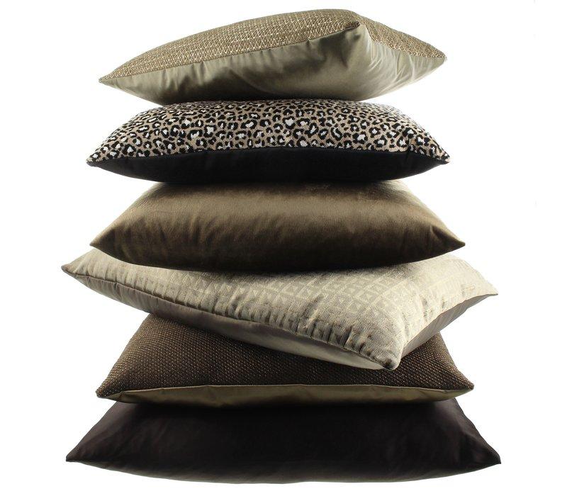 Throw pillow Ganny Chocolate