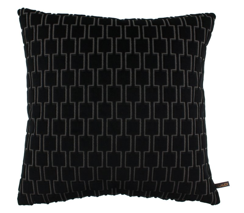 Cushion Frior in color Black