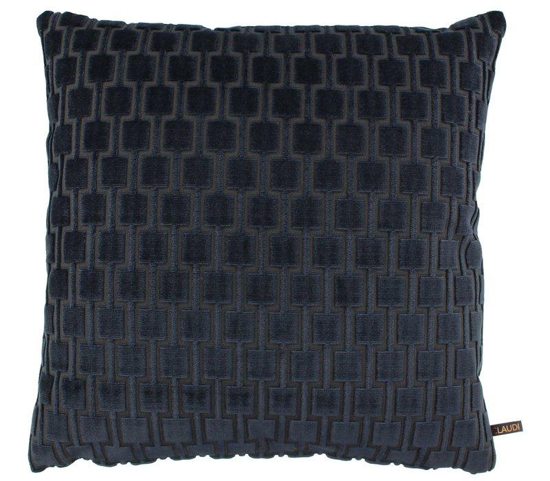 Cushion Frior in color Denim