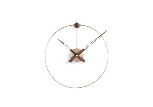 Nomon wall clock 'Micro Anda Gold n'