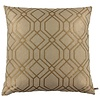 CLAUDI Throw pillow Ollie Bronze
