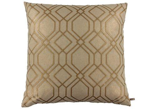 CLAUDI Cushion Ollie Bronze
