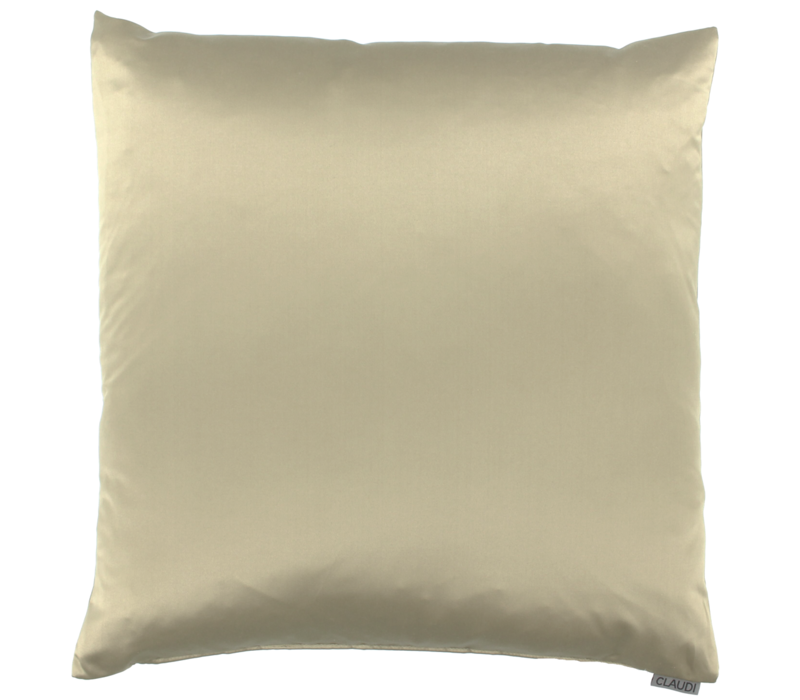 Throw pillow Dafne color Gold