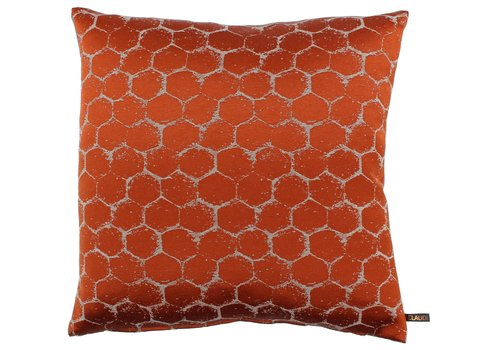CLAUDI Kussen Christy Burned Orange