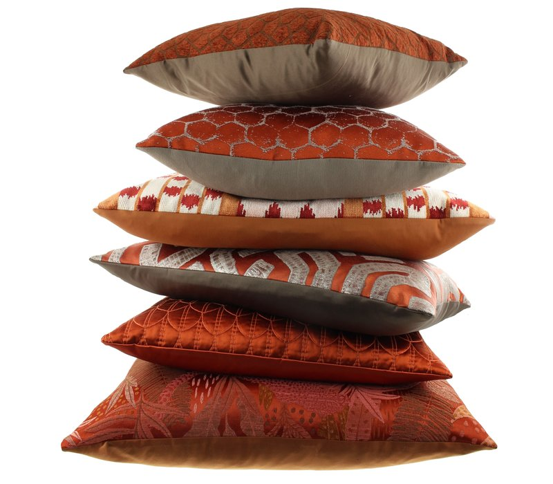 Sierkussen Christy Burned Orange