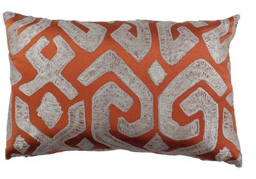 CLAUDI Cushion Danny Burned Orange