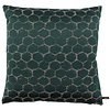 CLAUDI Kissen Christy Dark Green