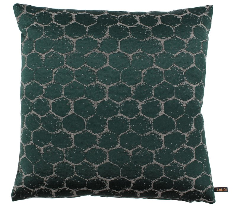 Kissen Christy Dark Green