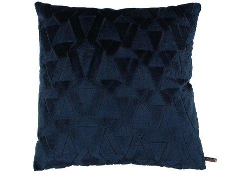 CLAUDI Cushion Zeth Indigo