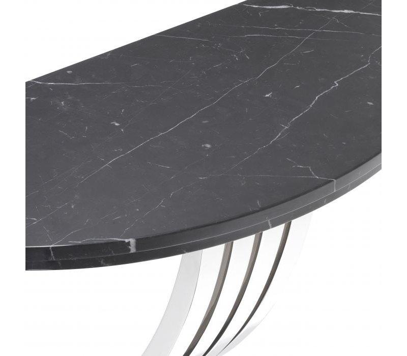 Console tafel 'Renaissance'  gepolijst