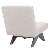 Chair 'Érudit' Low