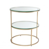 Side table 'Circles'