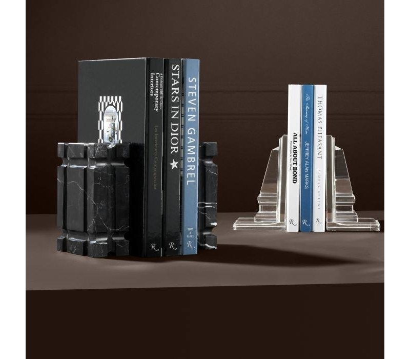 Boekensteun 'Linea' set van 2