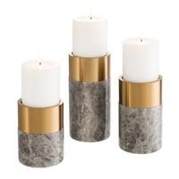 Candle Holder 'Sierra' Set of 3