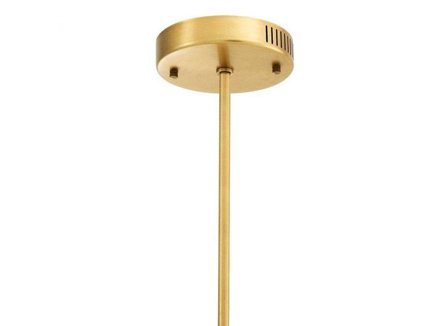 Chandelier 'Fusion' - Antique brass