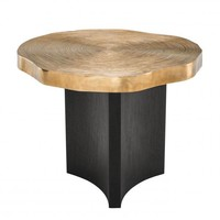 Side table 'Thousand oaks'