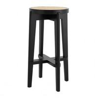 Bar Stool 'Dareau' - Black