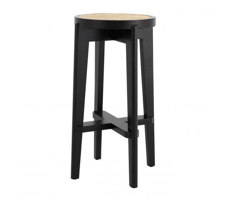 Bar Stoel 'Dareau' - Black