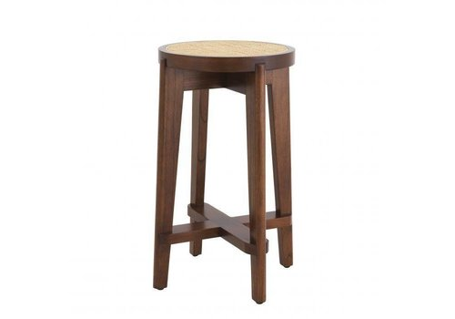 EICHHOLTZ Counter Stool Dareau - Brown