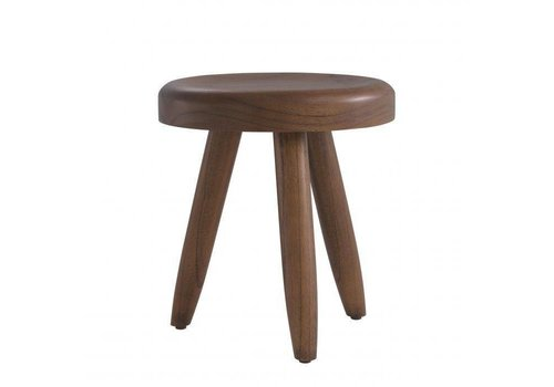 EICHHOLTZ Stool Stella - Brown - S