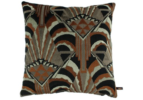 CLAUDI Cushion Conroy Copper