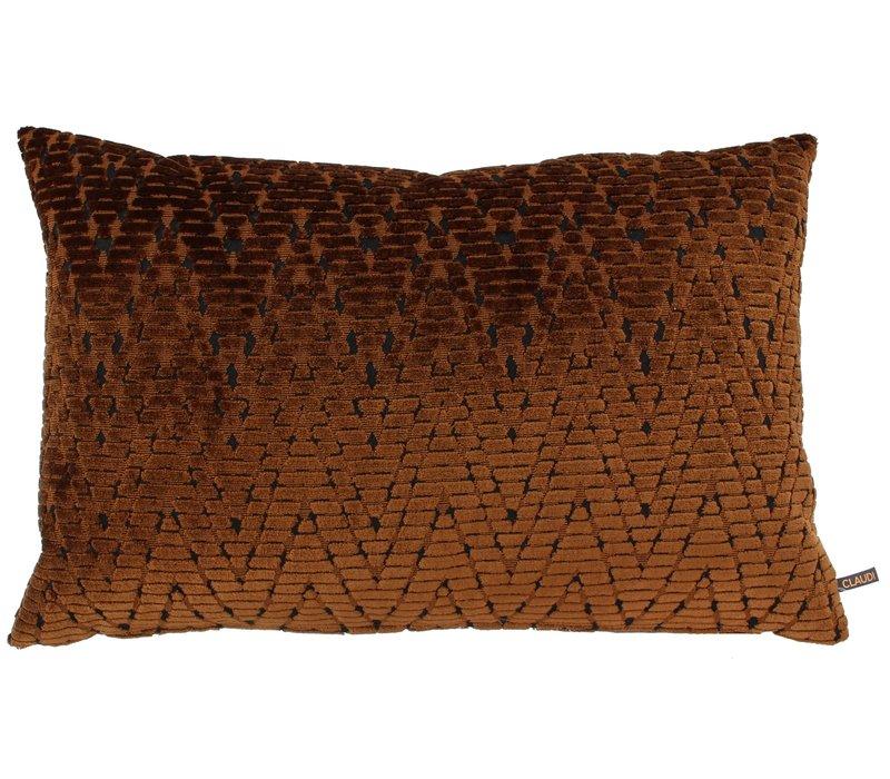 Throw pillow Galard Copper
