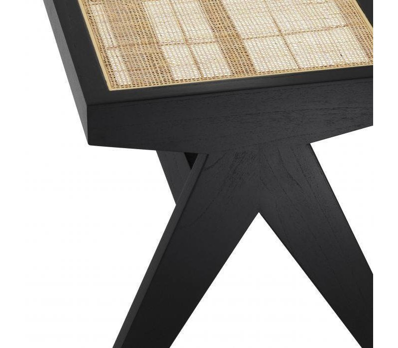 Bench 'Arnaud' - Black