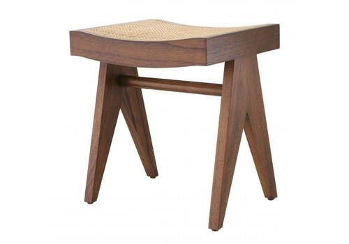 EICHHOLTZ Stool Arnaud - Brown
